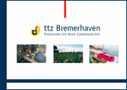 Brochure of ttz Bremerhaven